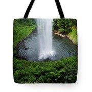 South Falls Oregon Tote Bag