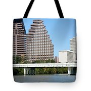 South First Street Bridge Tote Bag
