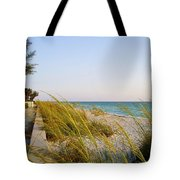 South Florida Living Tote Bag