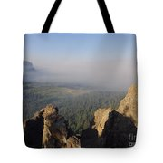 South Fork Fire Tote Bag