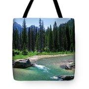 South Fork Payette River Grandjean Tote Bag