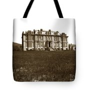 South Hall Which Housed The College Of Science University Of Cal Circa 1904 Tote Bag