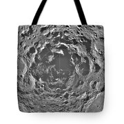 South Pole Of Moon  Tote Bag