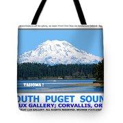 South Puget Sound Tote Bag