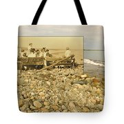 South Shore Beach In Little Compton Rhode Island Tote Bag