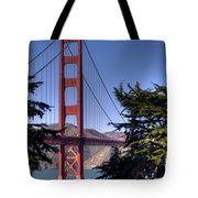 South Tower Tote Bag by Bill Gallagher