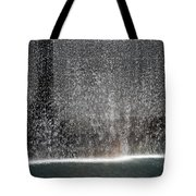 South Tower Water Tote Bag