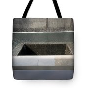 South Tower Waters Tote Bag