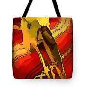 South Western Style Art With A Canadian Moose Skull  Tote Bag