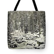 South Yuba River Tote Bag