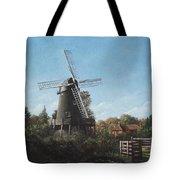 Southampton Bursledon Windmill Tote Bag