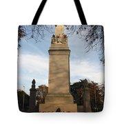 Southampton Cenotaph Hampshire Tote Bag