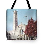 Southampton Civic Center Public Building Tote Bag