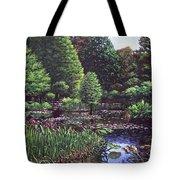 Southampton Hillier Gardens Tote Bag