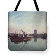 Southampton Northam River Itchen Tote Bag