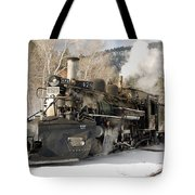Southbound Through Rockwood Tote Bag