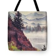 Southeast Alaska Tote Bag