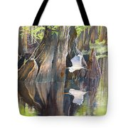 Southeast Missouri Swamp Tote Bag