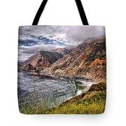 Souther California Coast Tote Bag
