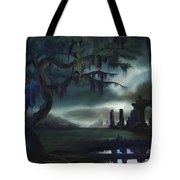 Southern Arch Tote Bag