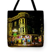 Southern California Streets At Sunset Tote Bag