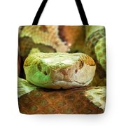 Southern Copperhead Tote Bag