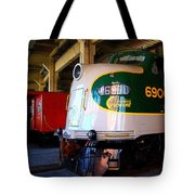 Southern Crescent And Company Tote Bag