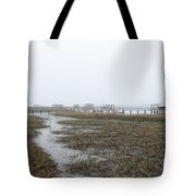 Southern Ebb And Flow Tote Bag