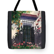 Southern Exposure Tote Bag
