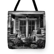 Southern Front Porch 2 Tote Bag