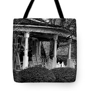 Southern Front Porch 4 Tote Bag