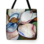 White Glory Tote Bag