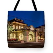 Southern Hotel Charm Tote Bag