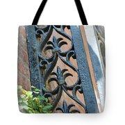 Southern Ironwork Tote Bag