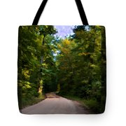 Southern Missouri Country Road I Tote Bag