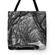 Southern Muscle Tote Bag