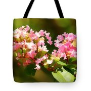 Southern Myrtle Tote Bag