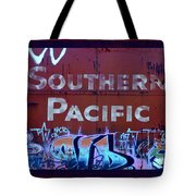 Southern Pacific Tote Bag