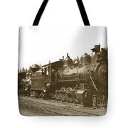 Southern Pacific Steam Locomotives No. 2847 2-8-0 1901 Tote Bag