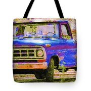Southern Ride Two Tote Bag