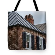 Southern Rooftops Tote Bag