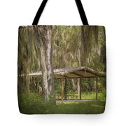 Southern Shade Tote Bag
