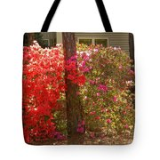 Southern Spring Color Tote Bag