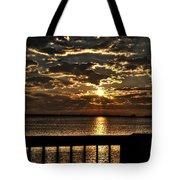 Southern Sunrise Tote Bag
