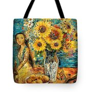 Southern Sunshine Tote Bag
