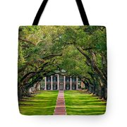 Southern Time Travel Tote Bag
