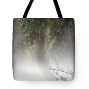 Southern Trees Have Curves Tote Bag