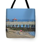 Southport Nc Tote Bag