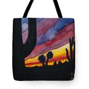 Southwest Art Tote Bag