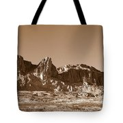 Southwest In Sepia  Tote Bag